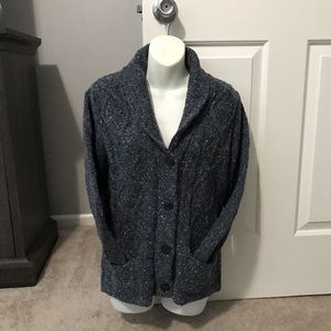 Sweaters - Cozy Cable Knit Cardigan